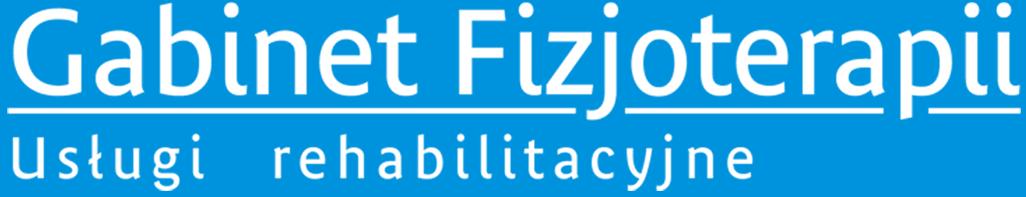 Gabinet Fizjoterapii Usługi Rehabilitacyjne